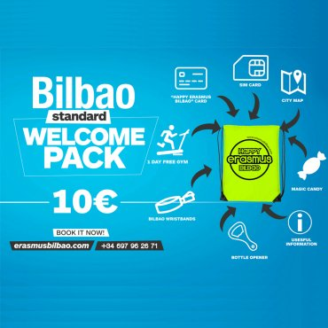 Basic Welcome Pack Happy Erasmus