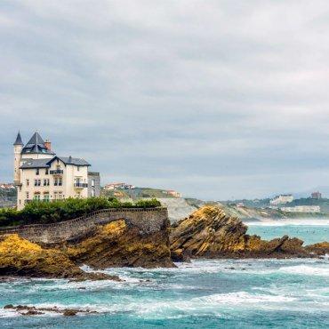 Francia Bayona San Juan De Luz Y Biarritz