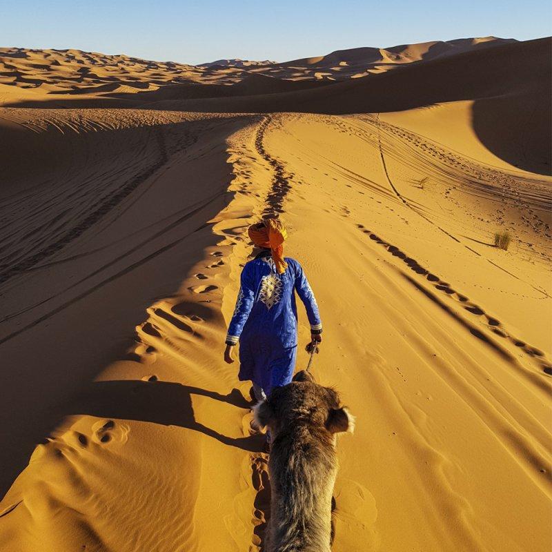 Viaje Marruecos Circuito Marrakech