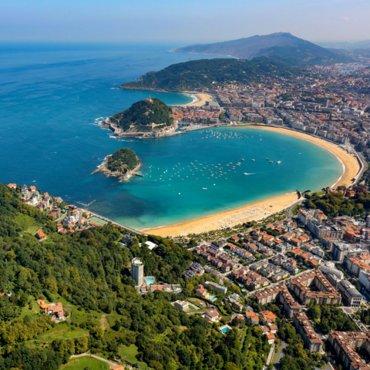 San Sebastian Y Biarritz