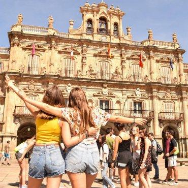 Viaje Salamanca Segovia