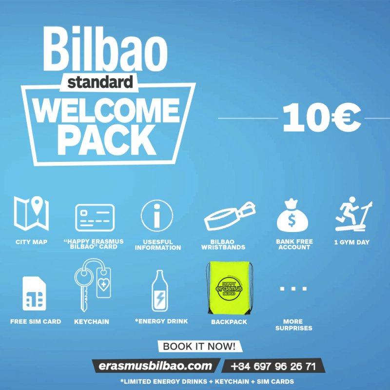 Basic Welcome Pack Happy Erasmus