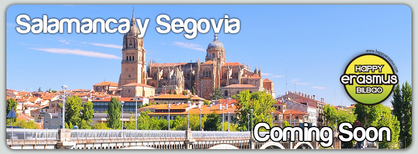 Coming Soon Salamanca Segovia
